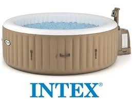 Jacuzzi dmuchane 196cm 4 osoby Pure Spa INTEX