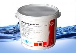 Ph minus do basenu granulat 4,5 kg Bassau