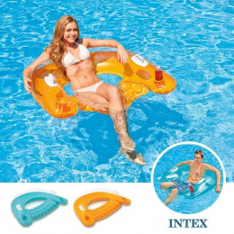 Fotel dmuchany Sit'n float INTEX