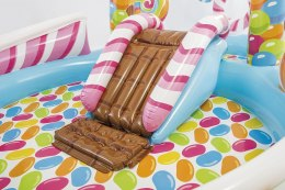 Basen dmuchany Candy 295x191x130 cm INTEX